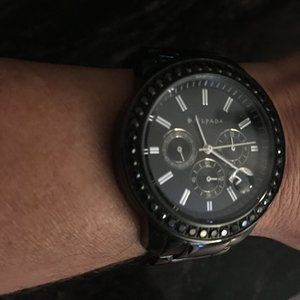 Silpada Black Watch (with extenders)